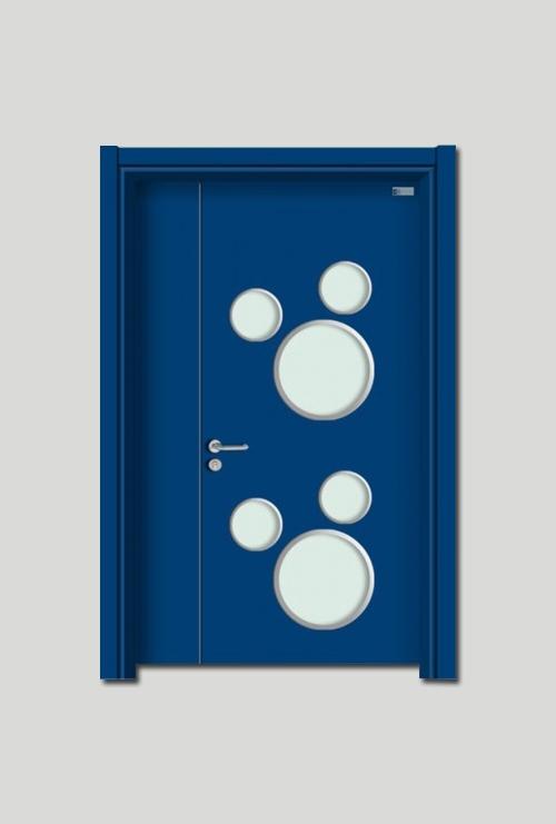 幼儿园教室钢质专用门