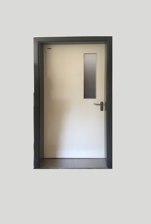 钢质医院门